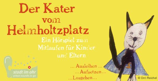 Der Kater vom Helmholtzplatz