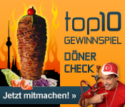 Der Top10 Berlin Döner-Check