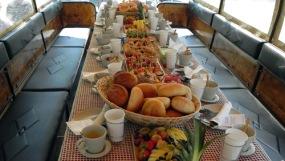 Brunchkremser - Frühstücken in Berlin während einer Kutschfahrt
