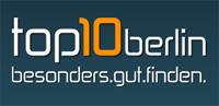Top10 Berlin – Für jeden Anlass die 10 besten Locations in Berlin auf einen Blick!