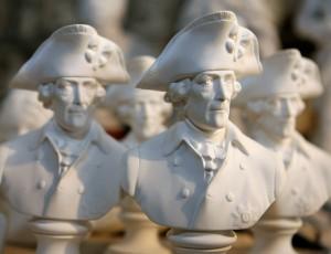 Büsten vom Preußenkönig Friedrich II. | Foto: dpa picture-alliance