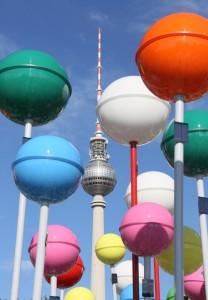 Ausstellung zu 775 Jahre Berlin   Foto: dpa