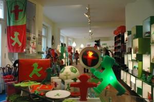 Foto: Ampelmann Galerie und Shop