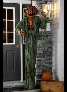 Halloween Deko Kürbisgeist