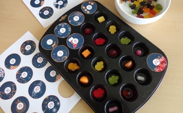 diy adventskalender bastelanleitung mit muffinform top10 berlin blog. Black Bedroom Furniture Sets. Home Design Ideas