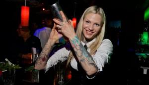 Cocktails in der AMBER SUITE |Foto: Dirk Lässig