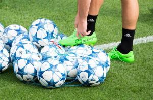 Fußballmotiv | Foto: dpa