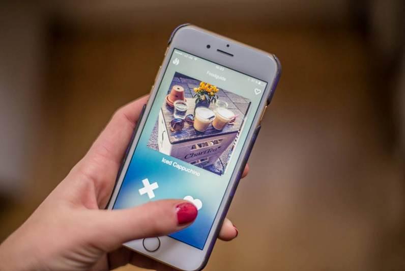 Die Berlin Foodguide App - leckere Gerichte liken, eigenes Foodguide Profil erstellen und anderen Foodguides folgen - so entdeckt man immer neue Restaurants.