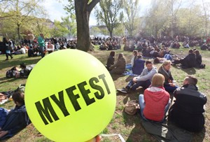 MyFest in Berlin | Archivbild: dpa