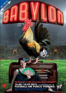 Fußball EM_Babylon 2016