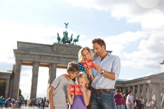 Berlin WelcomeCard   Foto: visitBerlin, Thomas Kierok