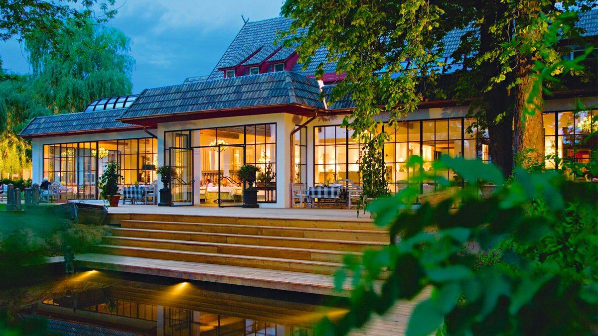 Top10 Berlin Wellnesshotels in Brandenburg: Hotel Bleiche | Foto: Bleiche Resort & SPA