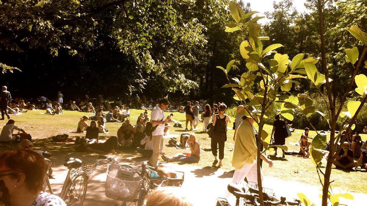 Konzertsommer Berlin im Teehaus im Englischen Garten | Foto: VOCIO Communications