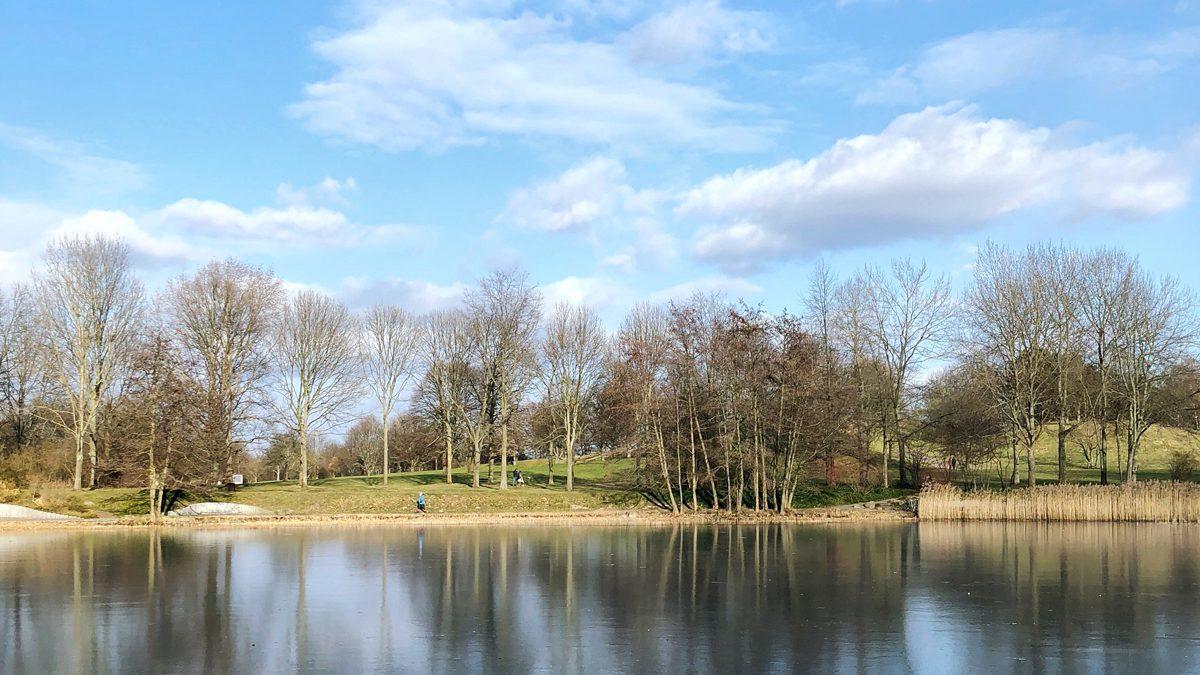 Spaziergang durch den Britzer Garten   Foto: Top10 Berlin
