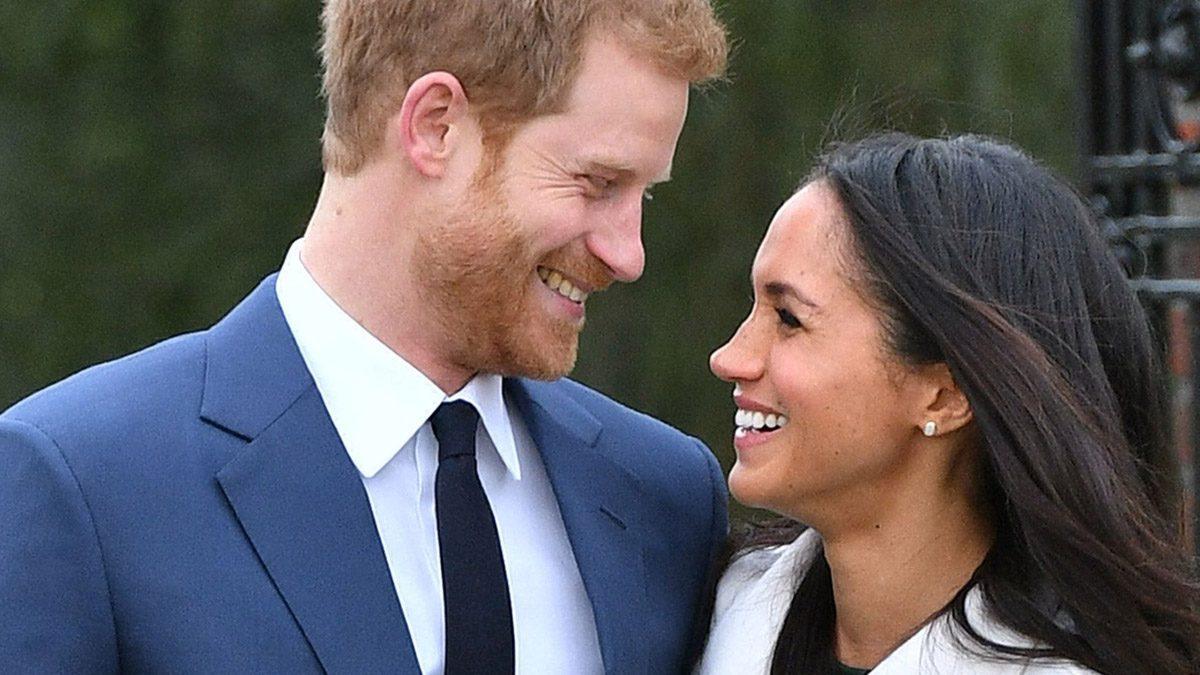 Prinz Harry und seine Braut Meghan Markle - die besten Public Viewing Orte für die Royale Hochzeit in Berlin | Foto: dpa/Dominic Lipinski/PA Wire