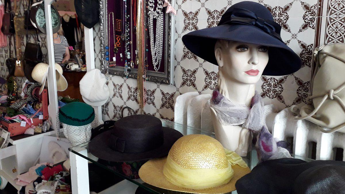Vintage Mode bei Fräulein Anders in Berlin-Schöneberg