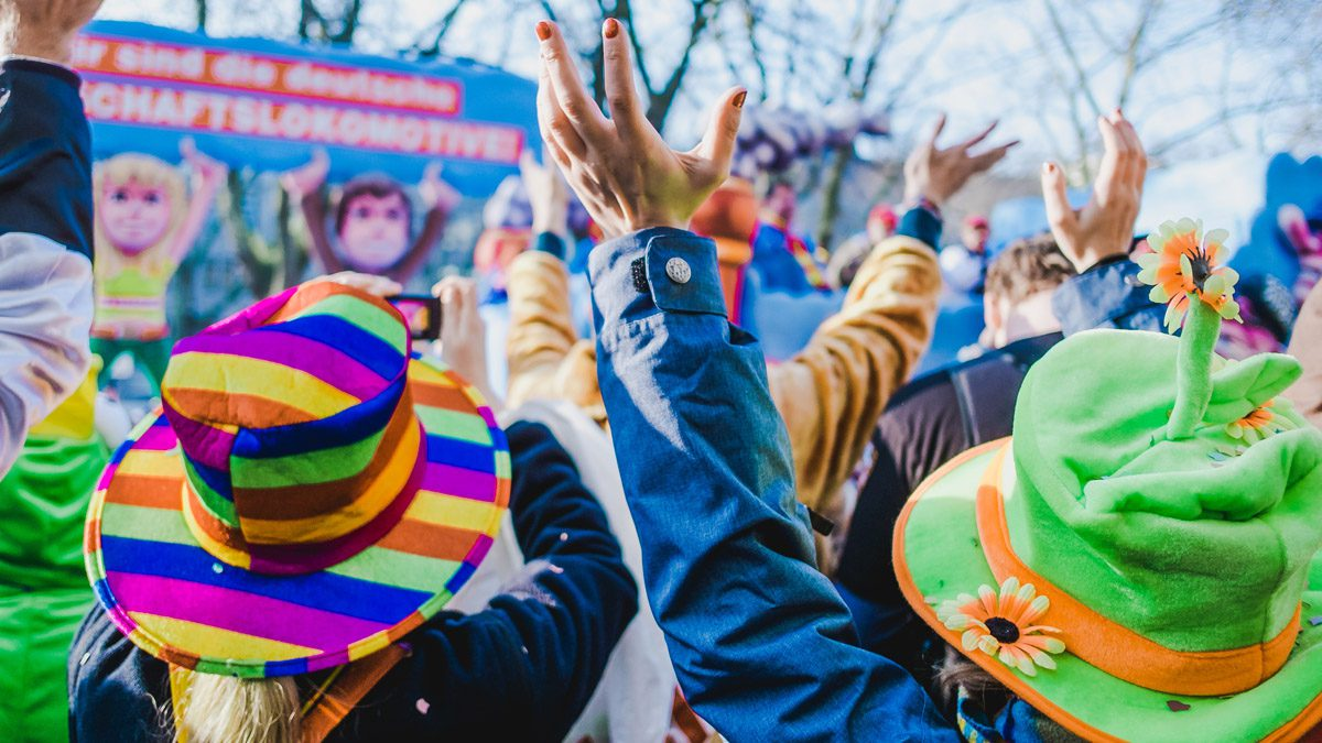 Fasching 2019 in Berlin | Foto: Adobe Stock, ©KarlGroße