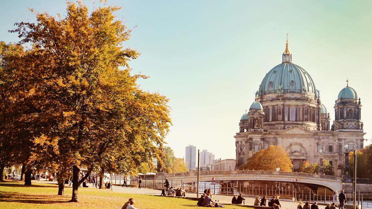 Die neusten Locationtipps zum Frühling auf Top10 Berlin | Foto: ©gartphotography - stock.adobe.com